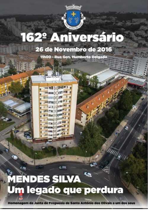 Jornal Campeão: Olivais: Freguesia assinala 162 anos lembrando Mendes Silva