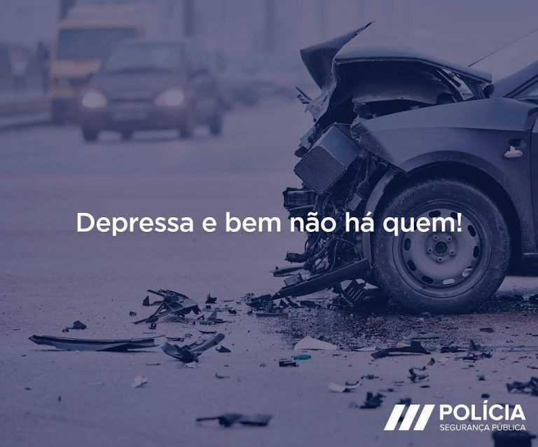 Jornal Campeão: Coimbra: PSP registou 1 612 acidentes, 330 feridos e um morto