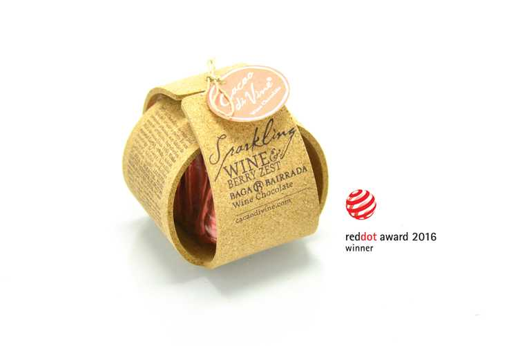 Jornal Campeão: Chocolates de espumante da Bairrada vencem prémio internacional