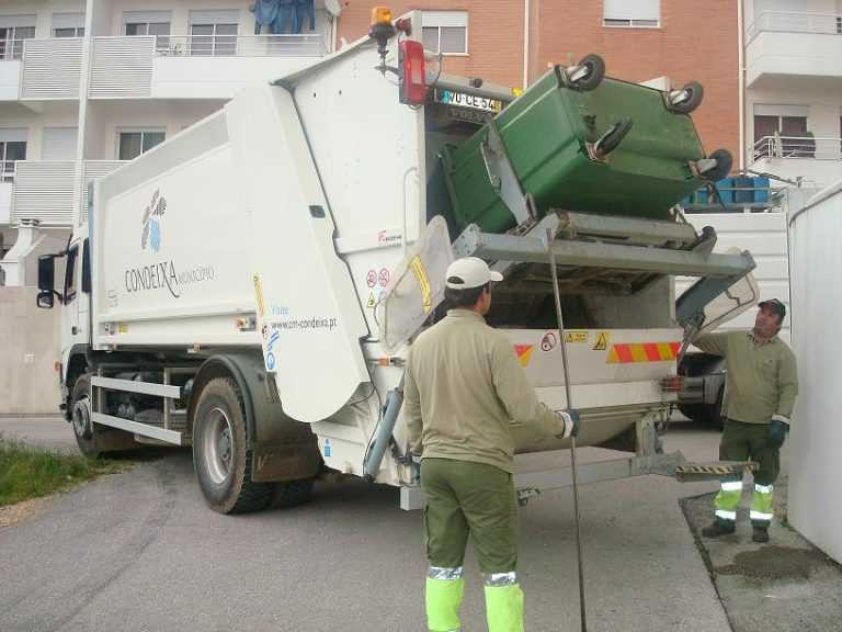 Jornal Campeão: Condeixa integra projecto de pagar apenas o lixo que se faz