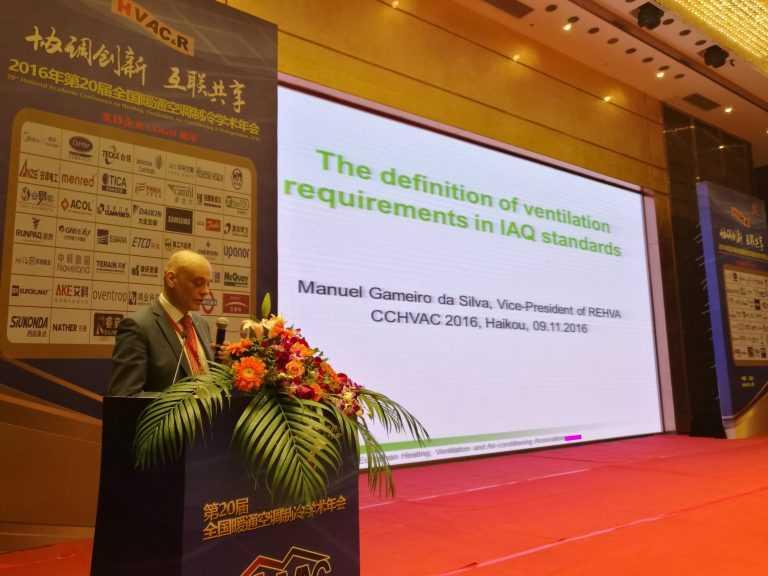 Jornal Campeão: Docente da FCTUC é o palestrante estrangeiro convidado de Comité Chinês