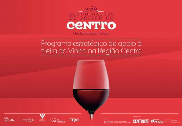 Jornal Campeão: Região Centro ergue o copo ao vinho