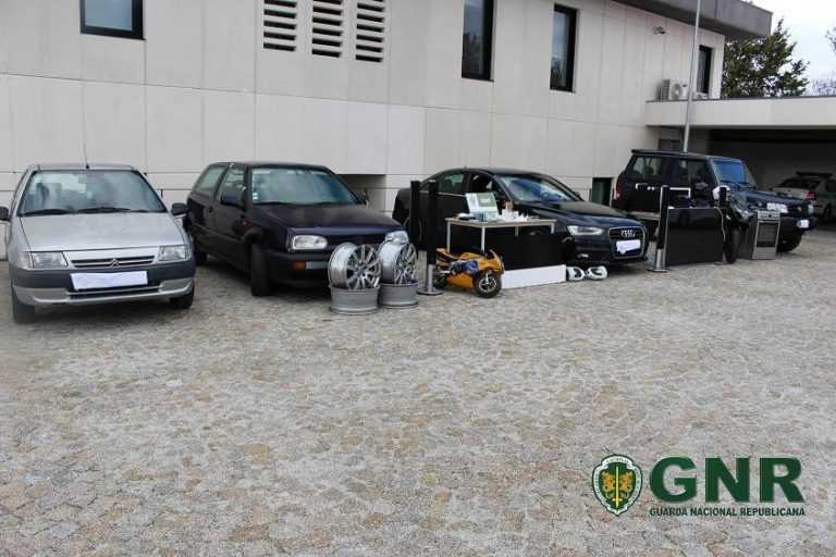 Jornal Campeão: GNR: Droga liga Nelas a Canas de Senhorim e Coimbra