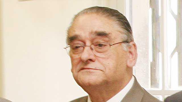 Jornal Campeão: UC: Faleceu o professor Manuel Augusto Rodrigues