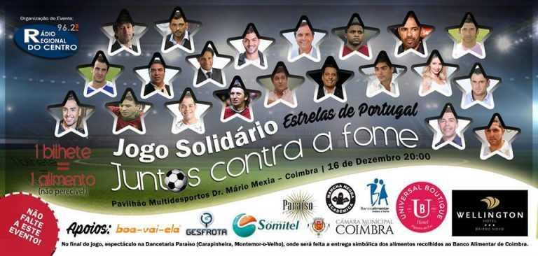 Jornal Campeão: Rádio Regional do Centro promove jogo e festa de Natal solidários