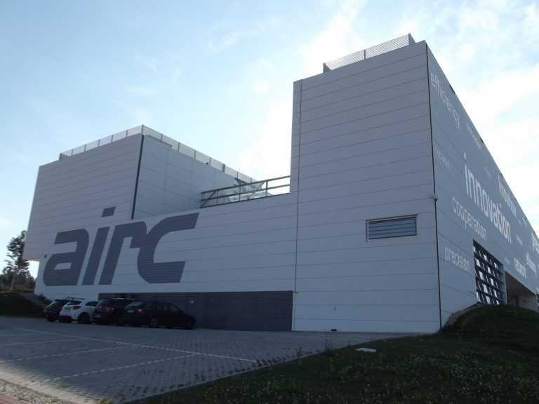 Jornal Campeão: AIRC avança com a segunda fase do seu edifício-sede