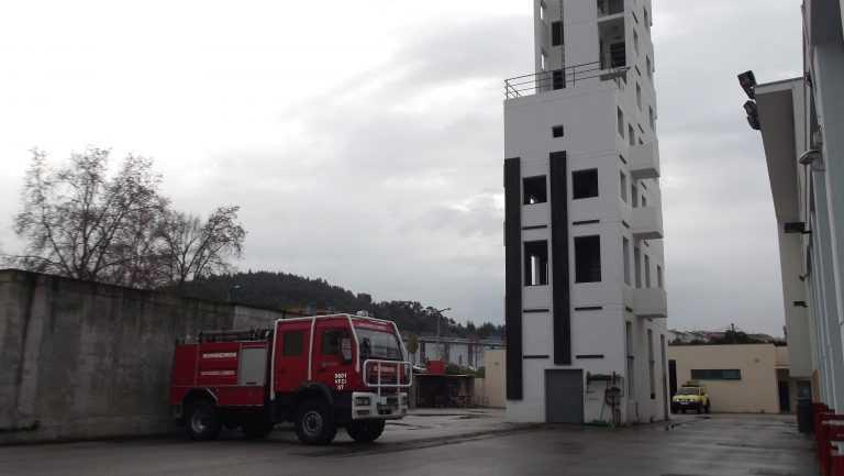 Jornal Campeão: Coimbra: Bombeiros sem auto-escada para prestar socorro