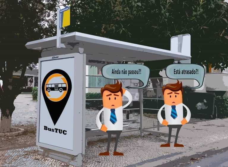 Jornal Campeão: BusTUC, a nova aplicação para localizar os autocarros dos SMTUC