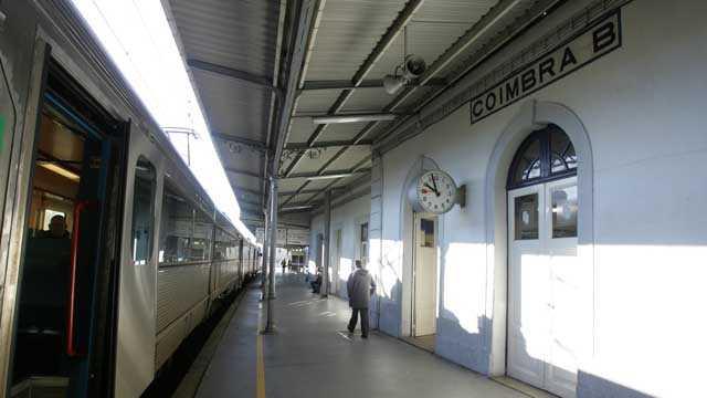 Jornal Campeão: Obras na estação de Coimbra-B empurradas para finais de 2020