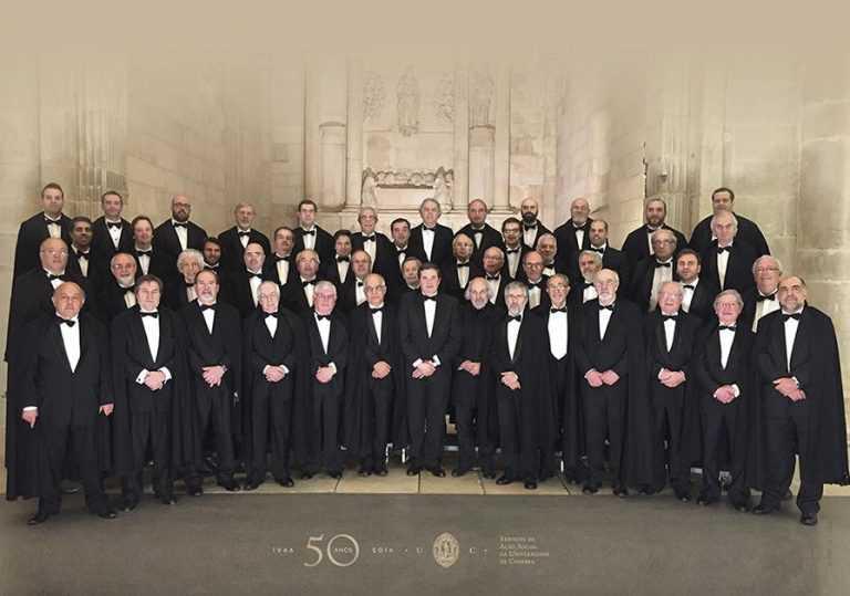 Jornal Campeão: Coro dos Antigos Orfeonistas em concerto de apoio a estudantes