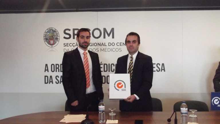 Jornal Campeão: Secção Regional da Ordem dos Médicos recebe certificação de qualidade