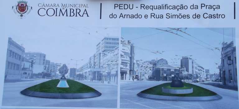 Jornal Campeão: Coimbra: Requalificação do largo do Arnado pronta para arrancar