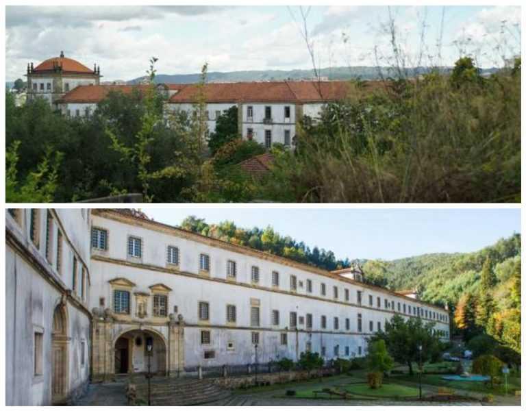 Jornal Campeão: Quem quer o convento de Santa Clara e o mosteiro de Lorvão?