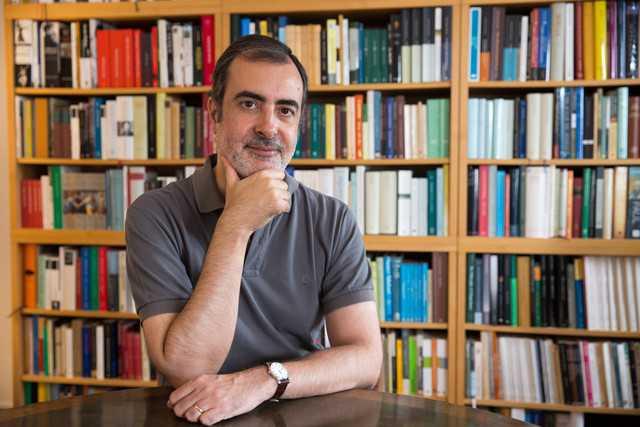 Jornal Campeão: Frederico Lourenço: Prémio Pessoa é professor da UC