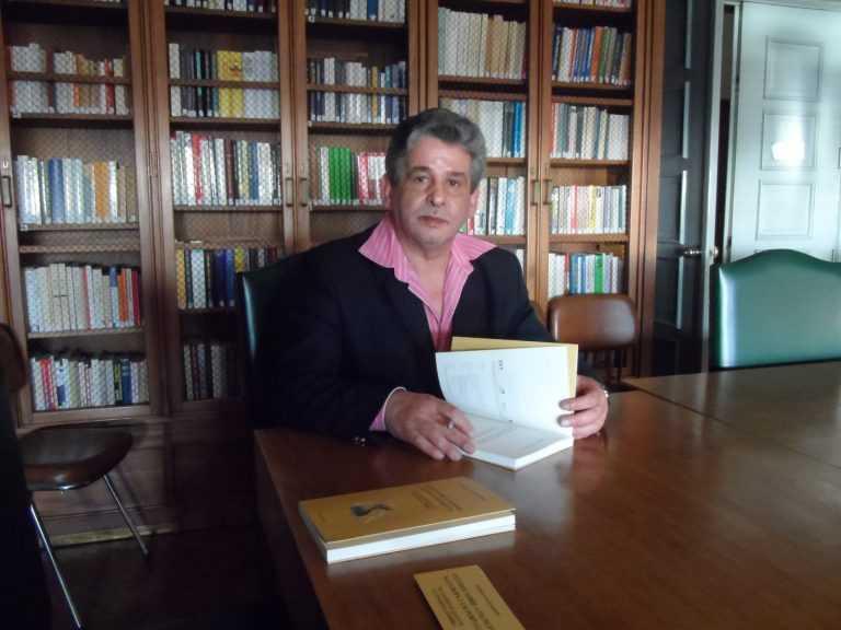 Jornal Campeão: Henrique Jales Ribeiro lança o seu novo livro na FLUC