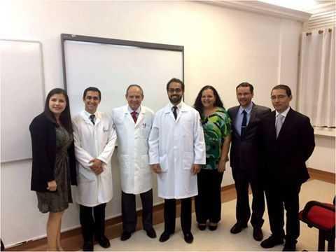 Jornal Campeão: ESTeSC é parceira na criação de método inovador de radiografias