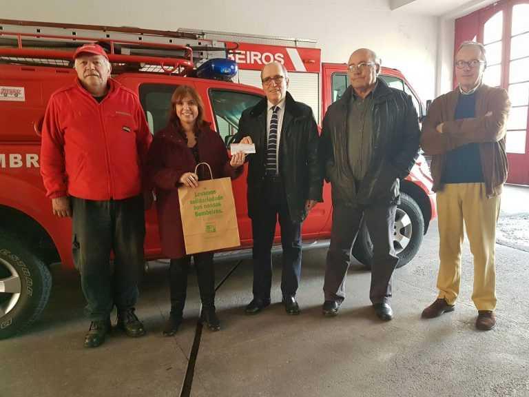 Jornal Campeão: Jumbo apoia Bombeiros Voluntários de Coimbra