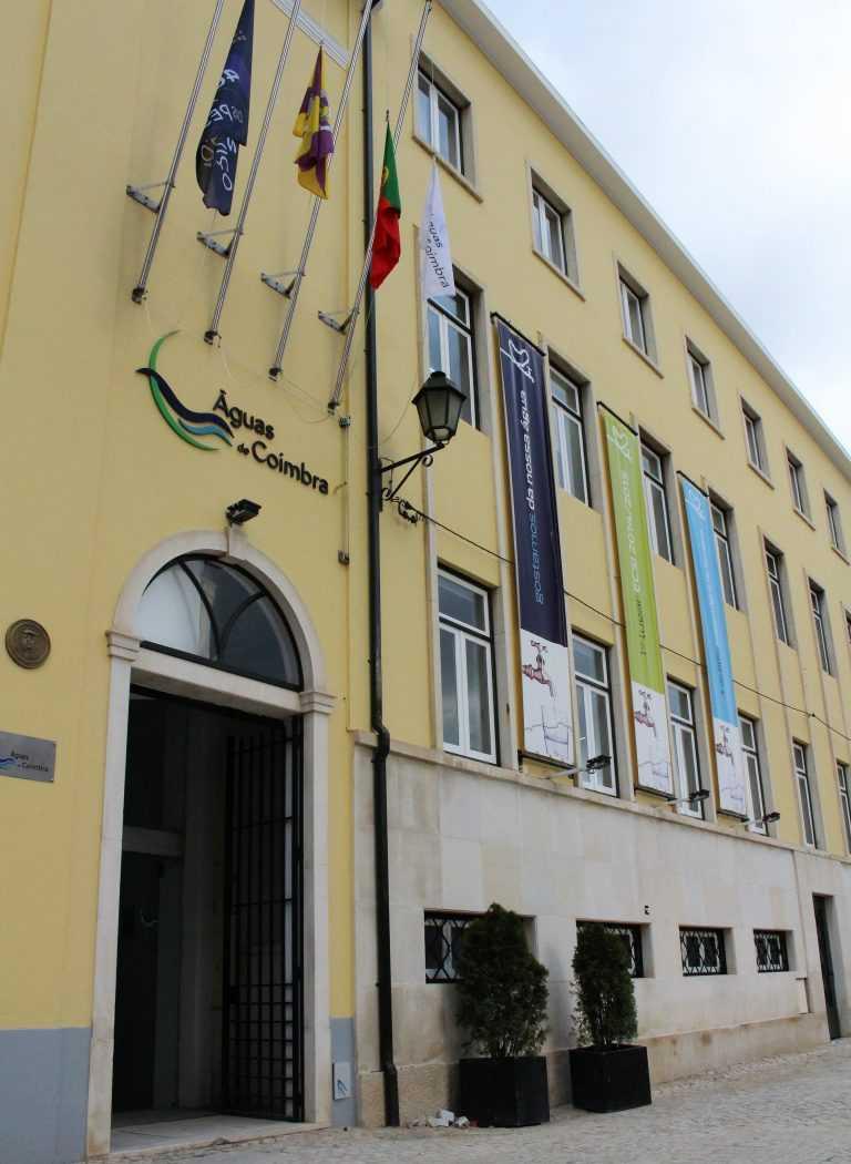 Jornal Campeão: Águas de Coimbra: Nomeação de gestor posta em xeque pelo PSD