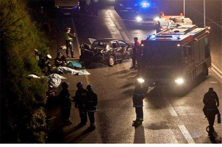 Jornal Campeão: Coimbra: Acusado autor de atropelamento mortal de cinco peregrinos