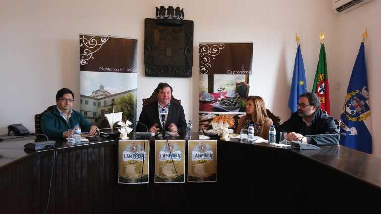 Jornal Campeão: Penacova promove a época da lampreia até Abril