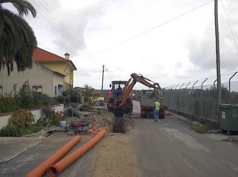 Jornal Campeão: Cantanhede: Saneamento atingirá 99 por cento de taxa de cobertura