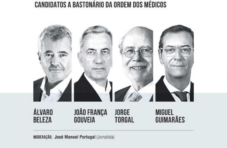 Jornal Campeão: Candidatos a bastonário dos médicos em debate na SRCOM