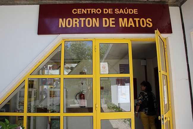 Jornal Campeão: Centro de Saúde de Norton de Matos já tem Unidade de Saúde Familiar