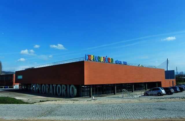 Jornal Campeão: Coimbra: Exploratório celebra chegada do Outono