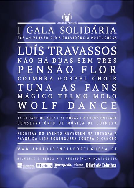 Jornal Campeão: A Previdência Portuguesa celebra 88 anos com gala solidária