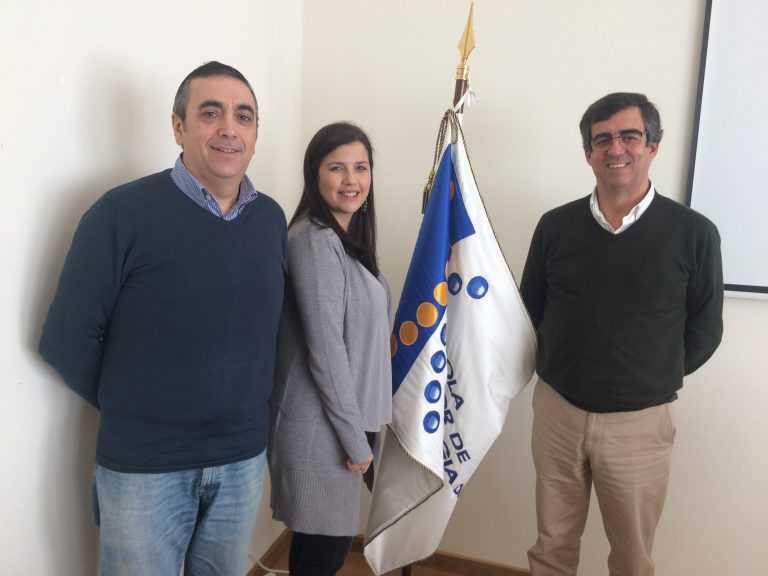 Jornal Campeão: Coimbra: Escola de Tecnologias da Saúde é centro colaborador da OMS