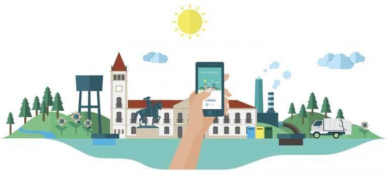Jornal Campeão: INOVA com aplicação inovadora para reforçar interacção com os cidadãos