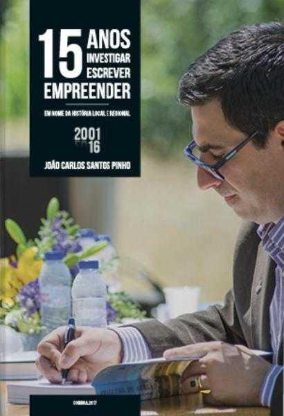 Jornal Campeão: História: João Pinho assinala 15 anos a investigar e a escrever