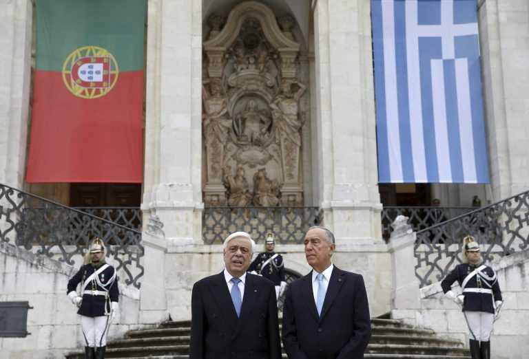 Jornal Campeão: Portugal e Grécia com pontos de vista comuns sobre refugiados