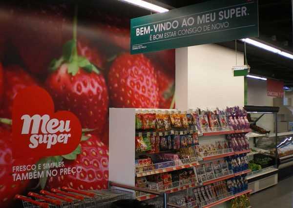 Jornal Campeão: Meu Super abre nova loja em São Silvestre