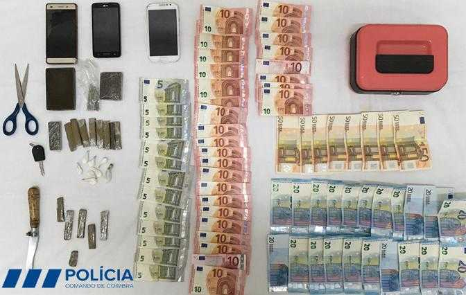 Jornal Campeão: Figueira da Foz: Dois detidos por tráfico de droga