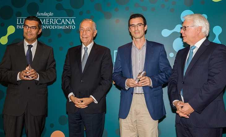 Jornal Campeão: Miguel Castelo Branco, da UC, é um dos vencedores do prémio FLAD Life