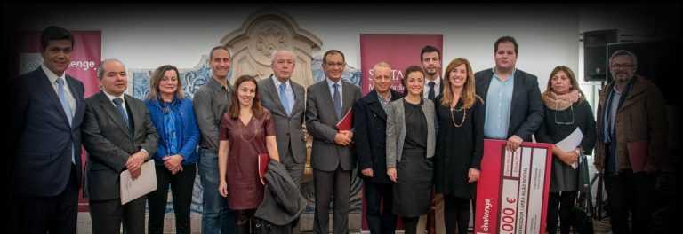 Jornal Campeão: UC vence concurso de inovação social digital da Santa Casa