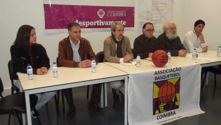 Jornal Campeão: Taça da Federação da Liga Feminina de Basquetebol joga-se em Coimbra