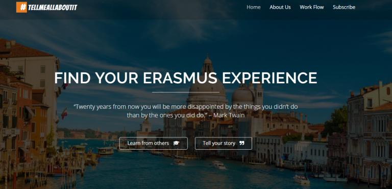 Jornal Campeão: Alunos da UC criam website para ajudar candidatos ao programa Erasmus