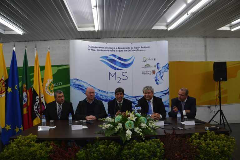 Jornal Campeão: Abastecimento de água: Manuel Machado sofre remoque de governante