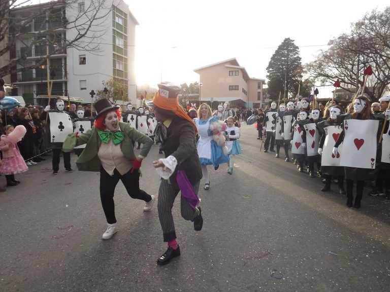 Jornal Campeão: Carnaval em Coimbra é no bairro de Norton de Matos