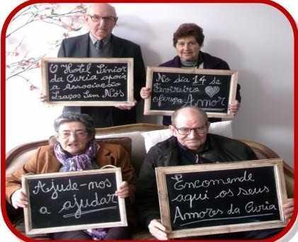 Jornal Campeão: Seniores da Curia apoiam a Associação Laços Sem Nós