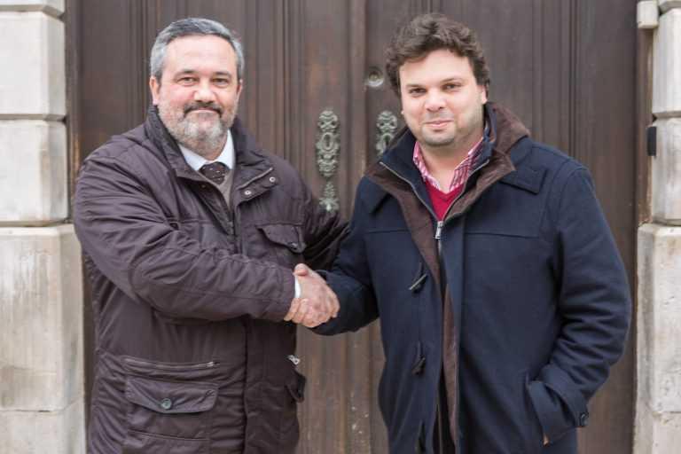 Jornal Campeão: Coimbra: PSD e CDS fundamentam aposta em Jaime Ramos
