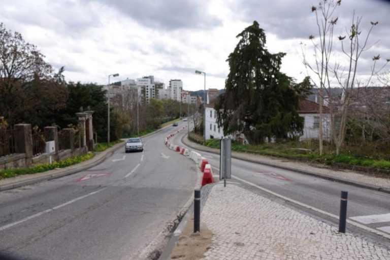 Jornal Campeão: Coimbra: Rua do Brasil já tem ligação à avenida de Urbano Duarte