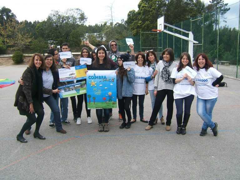 """Jornal Campeão: """"Coimbra a brincar"""" desafia alunos a criar o cartaz oficial"""
