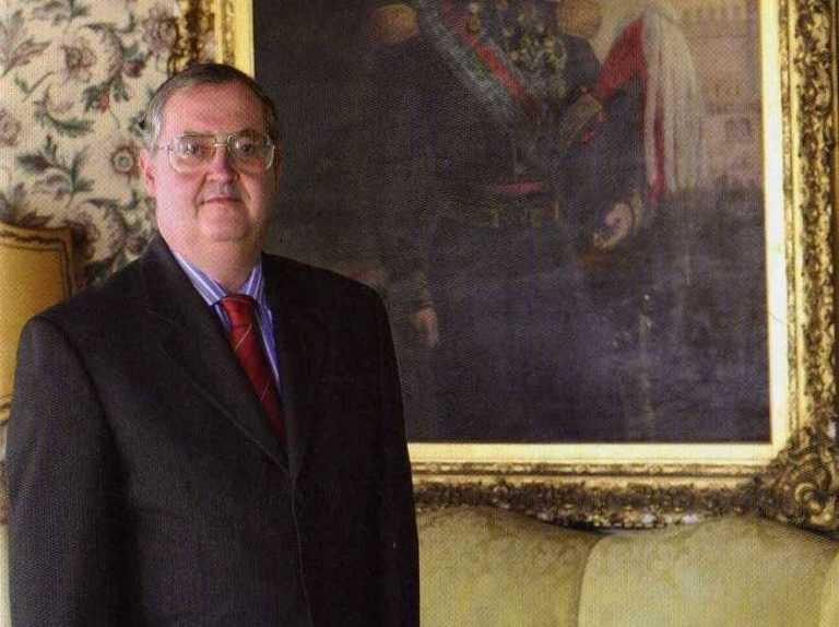 Jornal Campeão: Morreu Dom Henrique João, duque de Coimbra
