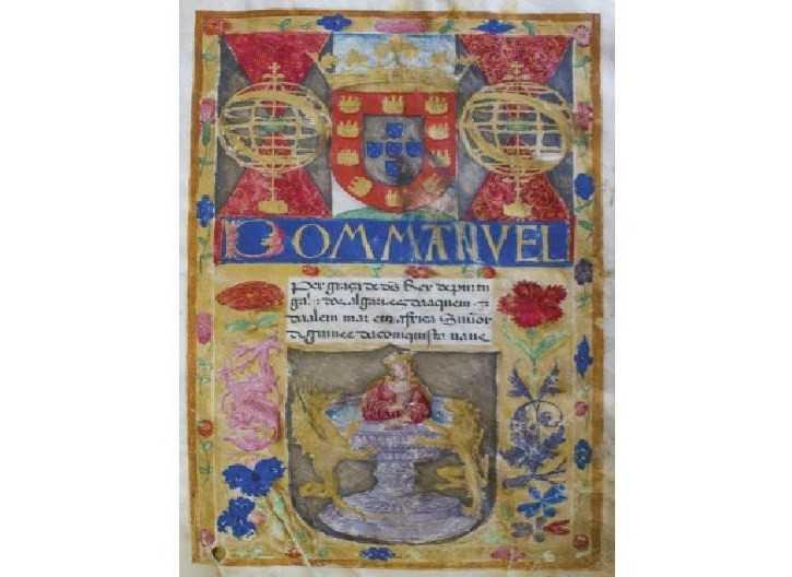 Jornal Campeão: Foral Manuelino em exposição na Torre de Almedina e na Casa da Cultura