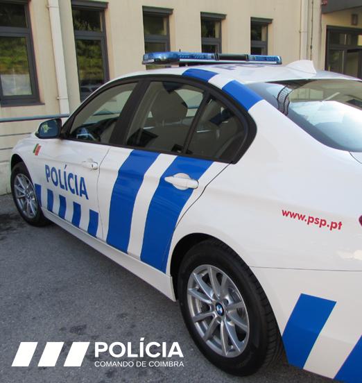 Jornal Campeão: PSP de Coimbra detecta 9 situações de incumprimento de medidas de combate à covid-19