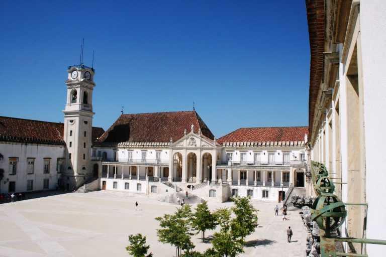 Jornal Campeão: Universidade de Coimbra comemora 727 anos