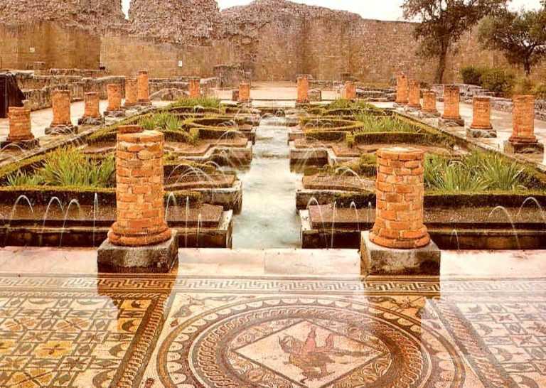 Jornal Campeão: Conímbriga: Meio milhão de euros para beneficiar sítio arqueológico